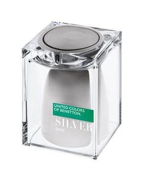 Silver Man Benetton de barbati