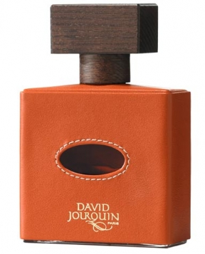 Cuir Mandarine di David Jourquin da uomo
