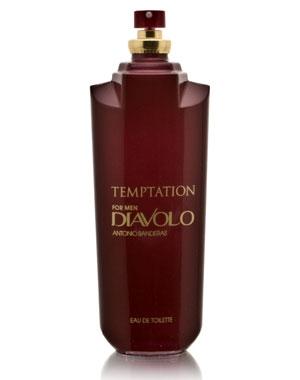 Diavolo Temptation Antonio Banderas para Hombres