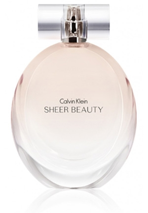 Sheer Beauty Calvin Klein Feminino