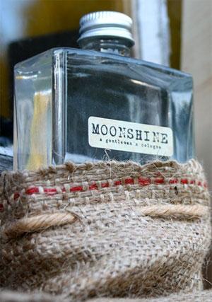 Moonshine A Gentleman's Cologne Moonshine for men