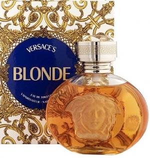 Blonde Versace pour femme
