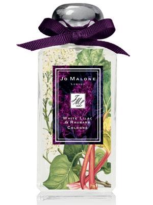 Одеколон White Lilac & Rhubarb Jo Malone London для женщин