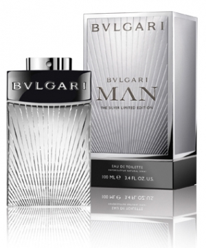 Bvlgari Man The Silver Limited Edition Bvlgari for men