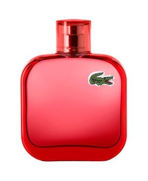 Eau de Lacoste L.12.12. Red Lacoste for men