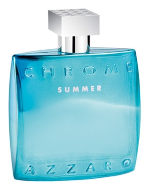 Azzaro Chrome Summer Azzaro для мужчин