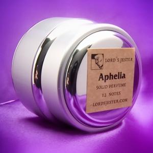 Aphelia Concrete de Parfum Lord`s Jester para Hombres y Mujeres