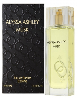 Musk Extreme Alyssa Ashley para Mujeres