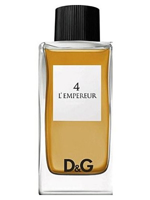 D&G Anthology L'Empereur 4 Dolce&Gabbana для мужчин