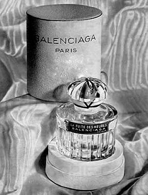 La Fuite des Heures (Fleeting Moment) Balenciaga pour femme