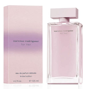 narciso rodriguez for eau de parfum delicate limited edition narciso rodriguez perfume a