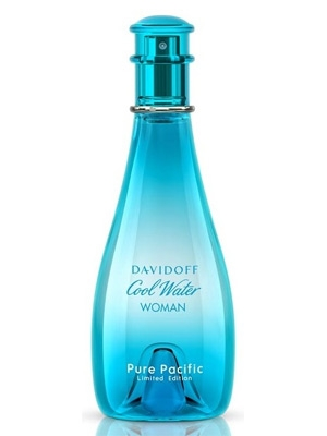 Cool Water Pure Pacific for Her Davidoff Feminino