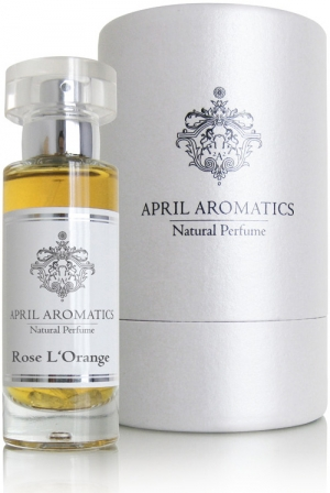 Rose L'Orange April Aromatics для женщин