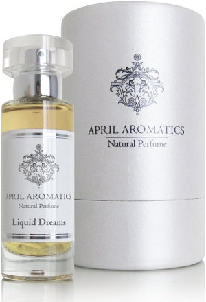 Liquid Dreams April Aromatics de dama