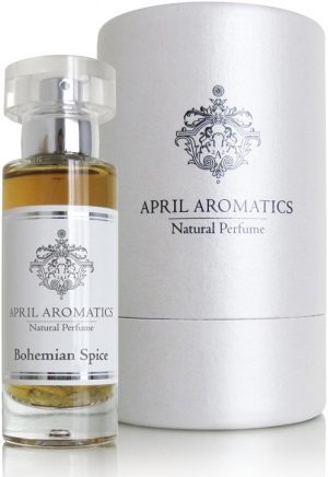 Bohemian Spice April Aromatics unisex
