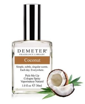 Coconut Demeter Fragrance de dama