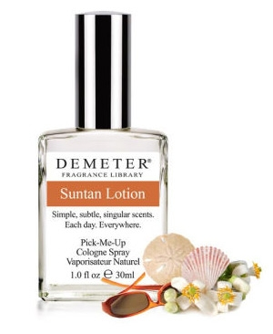 Suntan Lotion Demeter Fragrance для женщин