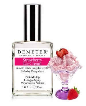 Strawberry Ice Cream Demeter Fragrance de dama