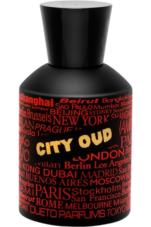 City Oud Dueto Parfums Compartilhável