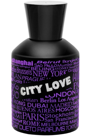 City Love Dueto Parfums unisex