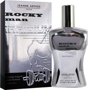 Rocky Man Irridium Jeanne Arthes dla mężczyzn