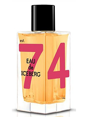 Eau de Iceberg Wild Rose Iceberg for women