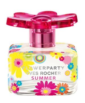 Flowerparty Summer Yves Rocher de dama