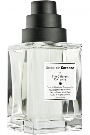 Limon de Cordoza The Different Company unisex