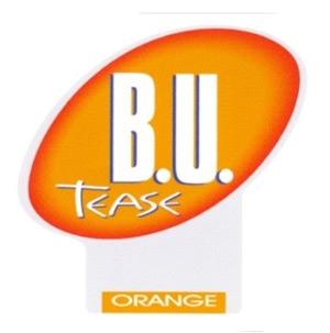B.U. Tease Orange Sarantis für Frauen