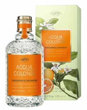 4711 Acqua Colonia Mandarine & Cardamom Maurer & Wirtz for women and men