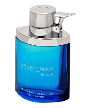 Туалетная вода Yacht Man Blue Myrurgia для мужчин