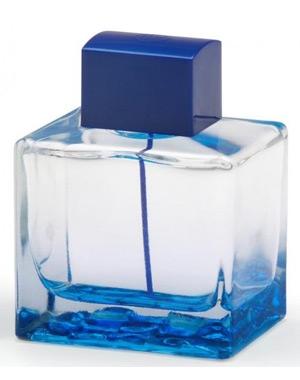 Туалетная вода Splash Blue Seduction for Men Antonio Banderas для мужчин