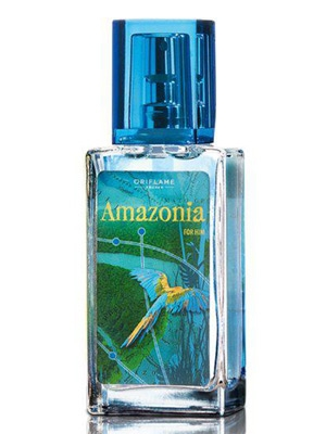 Amazonia for Him Oriflame de barbati