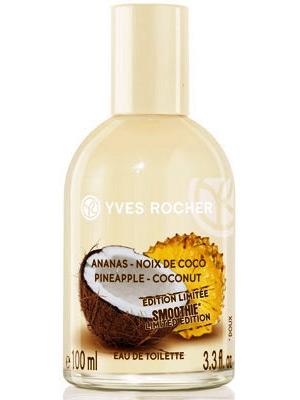 ananas noix de coco yves rocher perfume a fragrance for women 2012. Black Bedroom Furniture Sets. Home Design Ideas