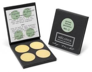 Green Notes Palette No. 1 Melange Perfume für Frauen und Männer
