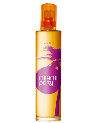 Miami Party Avon de dama