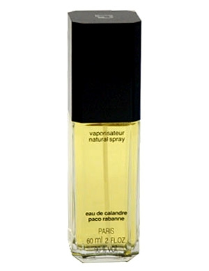 Eau de Calandre Paco Rabanne for women