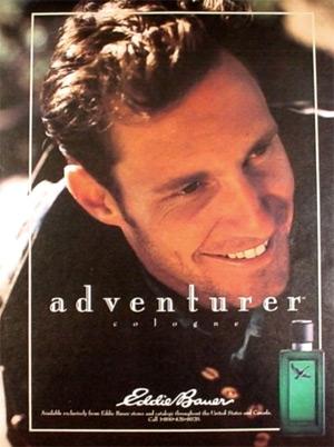 Adventurer Eddie Bauer for men
