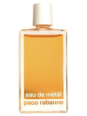 Eau de Metal Paco Rabanne for women