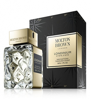 Londinium molton brown cologne a fragrance for men 2012 for Best molton brown scent