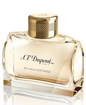 58 Avenue Montaigne pour Femme S.T. Dupont для женщин
