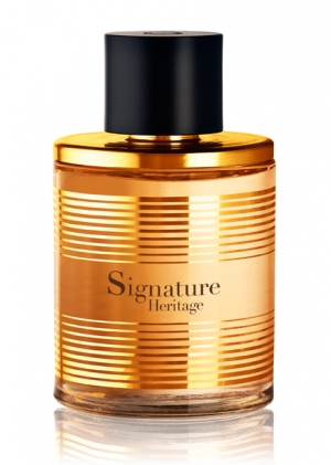 Signature Heritage Oriflame pour homme