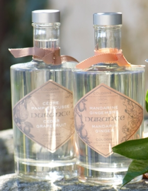 Mandarin and Ginger Durance en Provence para Hombres y Mujeres