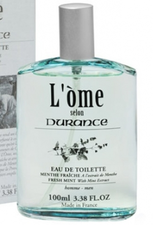Fresh Mint Durance en Provence for men