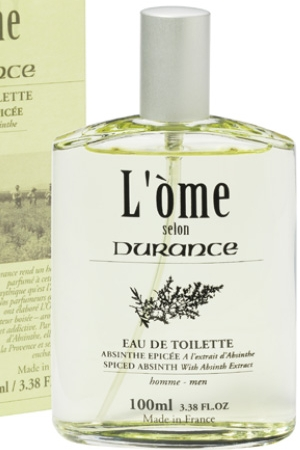 Spiced Absinth Durance en Provence for men