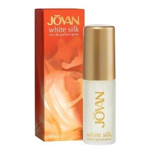 White Silk Jovan for women