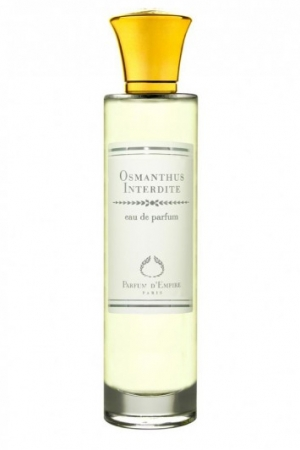 Osmanthus Interdite Parfum d`Empire للنساء