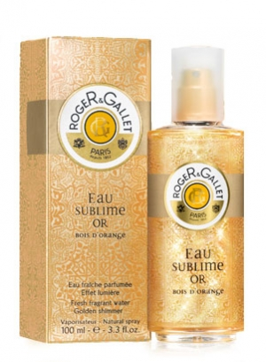 Bois d'Orange Eau Sublime Roger & Gallet unisex