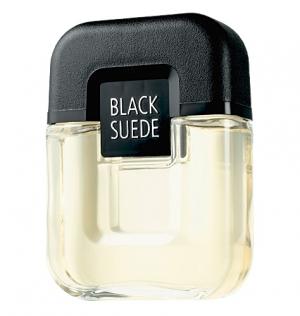 Black Suede Avon für Männer