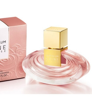 shine my rose heidi klum perfume a fragrance for women 2012. Black Bedroom Furniture Sets. Home Design Ideas
